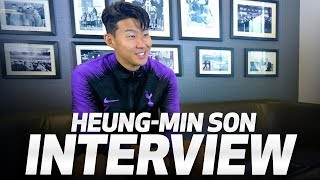 HEUNG-MIN SON INTERVIEW | SONNY ON ASIAN GAMES TRIUMPH!