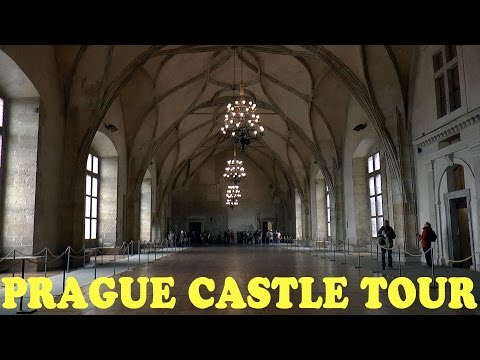 INSIDE PRAGUE CASTLE: Old Royal Palace & The Story of Prague Castle Tours.