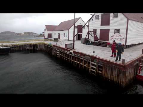 Battle Harbour: Footsteps - Newfoundland and Labrador, Canada