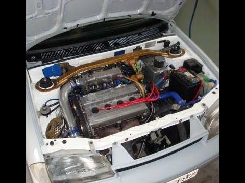 swift gti turbo rebuild