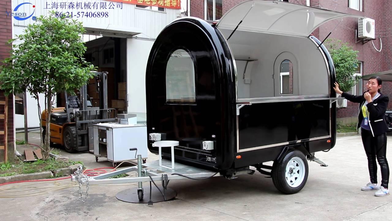 Street Food Trucks For Sale Nz