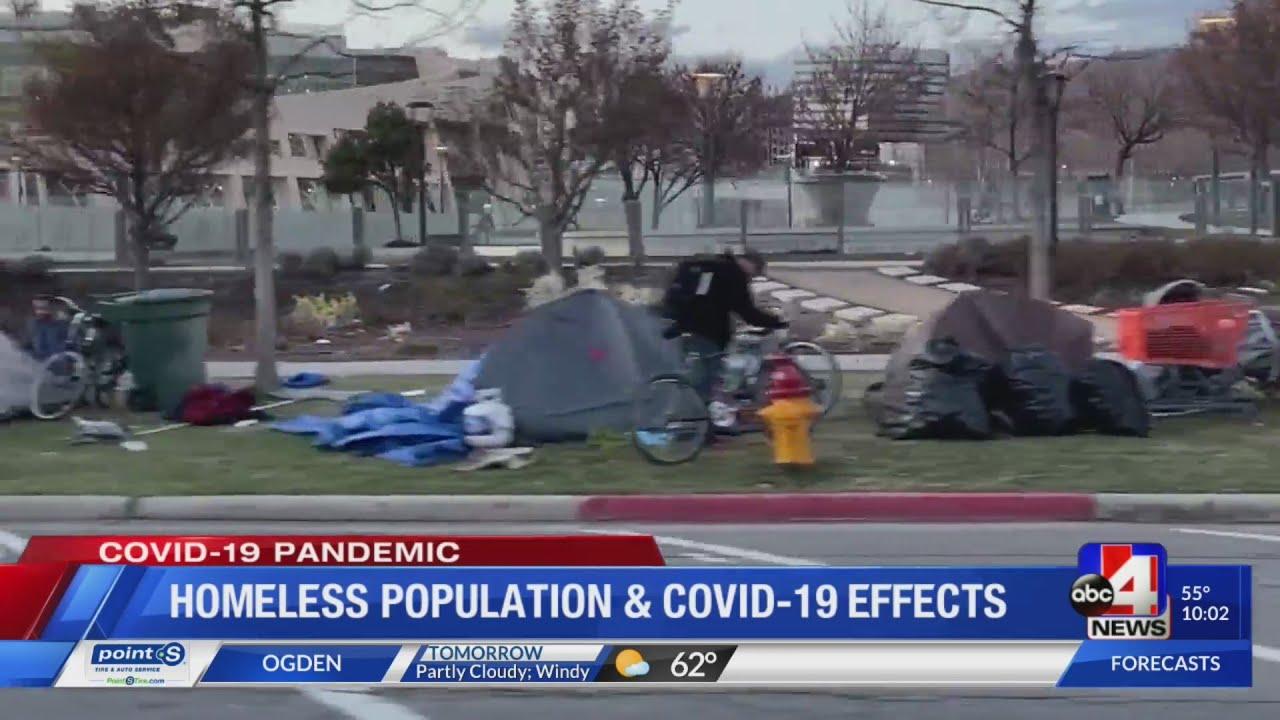 Coronavirus in Utah: COVID-19 Homeless Response