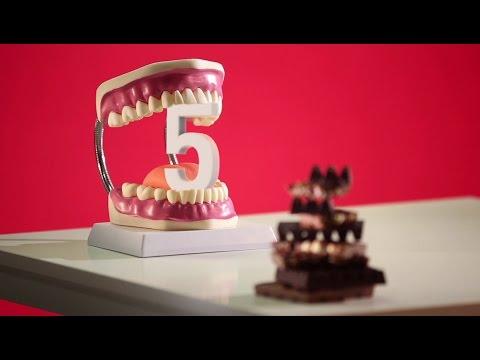Как яблоки влияют на зубы