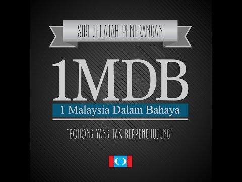 Siaran Langsung | Siri Jelajah Penerangan 1MDB - 1Malaysia Dalam Bahaya