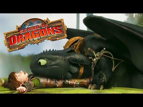 How To Train Your Dragon School Of Dragons Ice Dragon Li Elizardgaming
