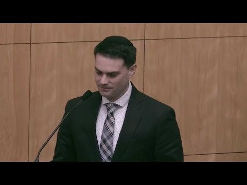Ben Shapiro BLASTS CA State Legislature on Free Speech - FULL HEARING