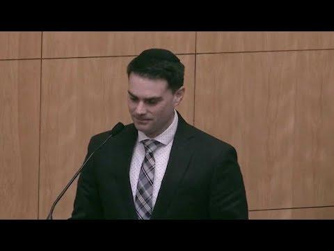 Ben Shapiro BLASTS CA State Legislature on Free Speech - FULL HEARING