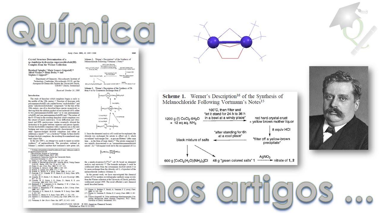 Qumica em artigos 9 memrias pstumas de alfred werner youtube qumica em artigos 9 memrias pstumas de alfred werner urtaz Image collections