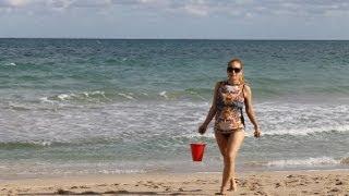 №18 Мужское видео.На пляже Майами Бич(Фотосъемка модели на пляже в Майами Бич. http://www.youtube.com/edit?video_id=tqeoQg4XxBo&feature=vm&ns=1 ставьте пальчики вверх под..., 2013-04-12T04:15:14.000Z)