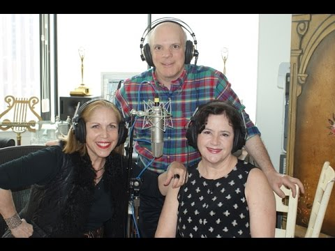 "Eddie Korbich & Mimi Bessette on MARINA's ""Musical Health Talk!"""