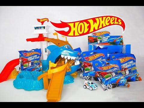 Hot Tiburon De Set Coches Nuevos Playa En Mi Coleccion Juego Wheels f76yYbg