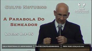 Lucas 8.4-15 - A parabola do semeador