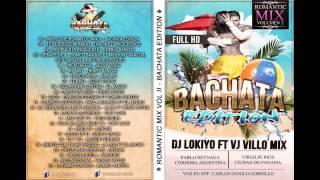THE ROMANTIC MIX VOL 2 - BACHATA EDITION