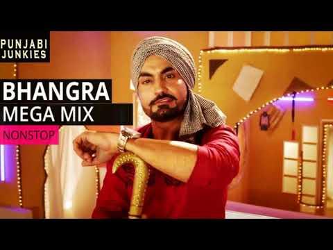 2018 Happy New Year Punjabi remix songs | Non stop Bhangra remix songs 2018