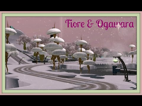 The Sims 3: Fiore & Ogawara #47: Homework And Free Vacation