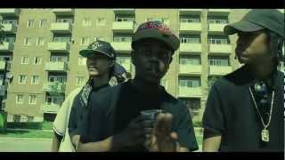 D.B.S.MARXMAN - ALL BLACK FIF #DBS #parmamedia (official video) [HD]