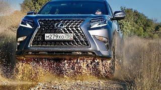 Как и ЗАЧЕМ Обновили Lexus GX 2020 Тест-Драйв Обновленный lexus gx