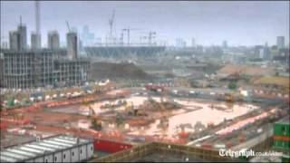 London 2012 Olympics: Games architecture takes shape