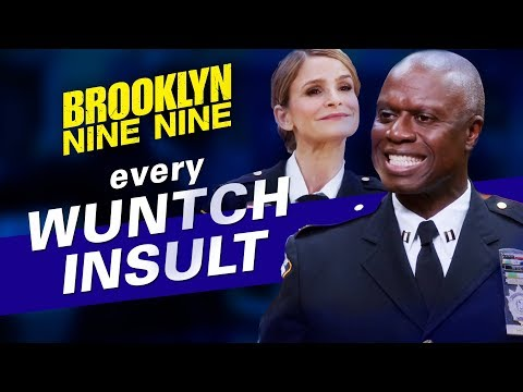 Every Wuntch Insult | Brooklyn Nine-Nine