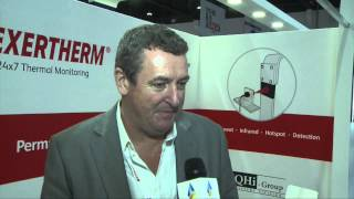 Paul Martin, QHI GROUP, ADIPEC 2014, spoke to ADIPEC TV