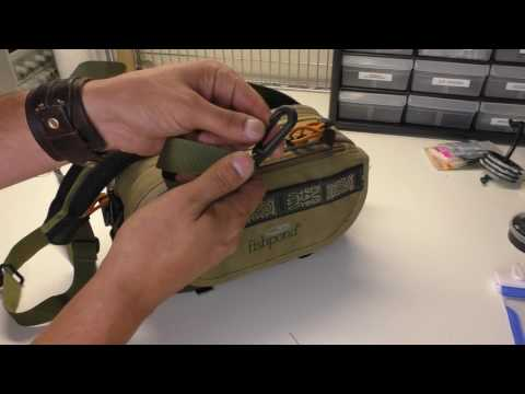 Loading Your New Fly Pack..a Beginners Guide To Fly Fishing Tools & Pack Mods