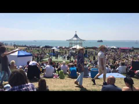 The Silhouettes Live at the Bandstand 2016