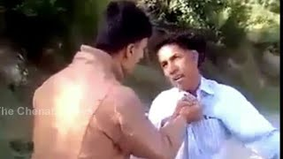 Viral video of Teacher molested/attempted rape a minor girl in Doda district