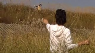 Hwang Tae Kyung in a Rural Field ~ Breathless