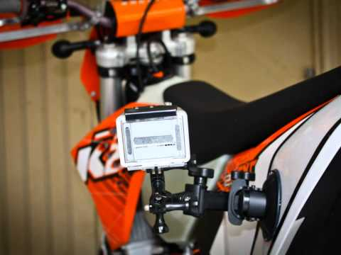 How to mounts gopro on a dirtbike tips & triks