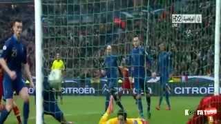Франция - Испания 0 -1 (France -Spain 0 - 1)