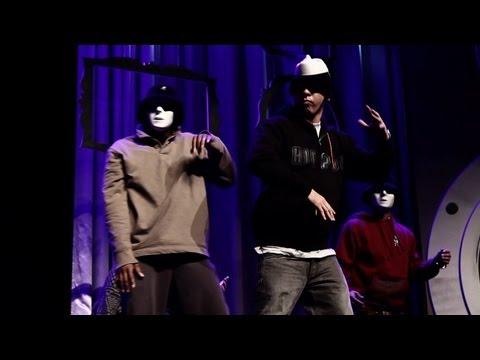 Jabbawockeez and Jo Koy Behind the Mask
