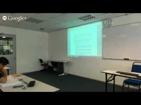 8th March 2015-Basic Auditing-By Prof. University of Bolton, UK (Part 3)