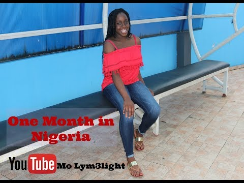 Travel Vlog 4: One month in Nigeria