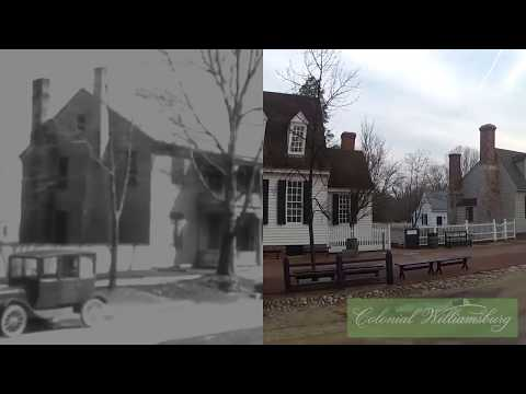 Williamsburg Then And Now