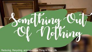Something Out Of Nothing, Episode 9 - Christmas Decor