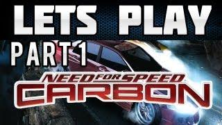 Lets Play Need for Speed Carbon Part 1 (HD/German) - Ein Wiedersehen