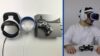 Funktioniert die PS VR auf meiner alten Konsole? Inkl. Sony Headset Test - Dr. UnboxKing - Deutsch
