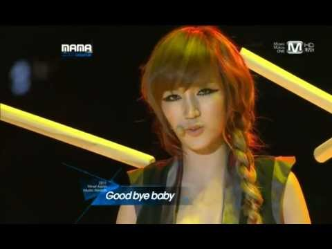 [miss a]Mnet Asian Music Awards - 2011Mnet Asian Music Awards1부