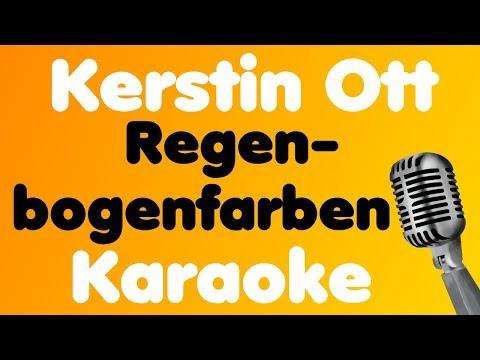 Kerstin Ott • Regenbogenfarben • Karaoke