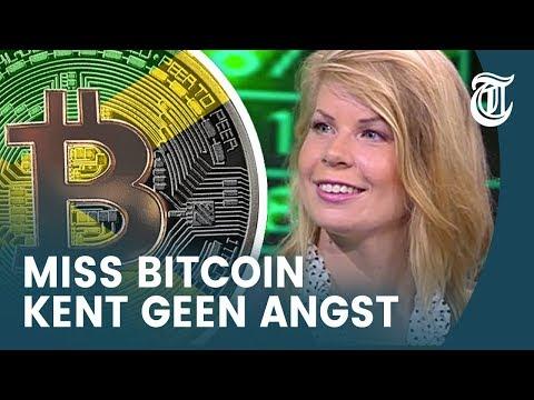 Miss Bitcoin: 'Beleggers, blijf kalm' - CRYPTO-UPDATE