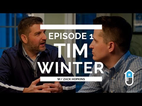 1. Tim Winter (1/5) Growing Up and College Life