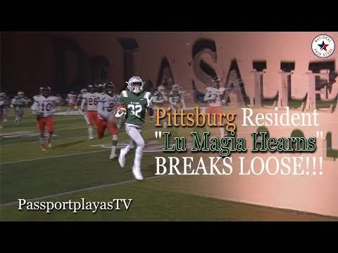 309 WIN STREAK on the line... De La Salle vs Pittsburg