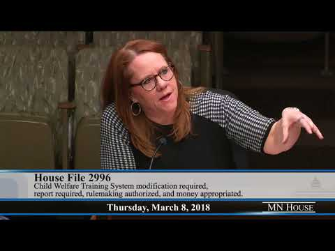 House Health and Human Services Reform Committee  3/8/18