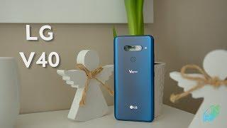 LG V40 Recenzja - Dobry smartfon w złych czasach | Robert Nawrowski