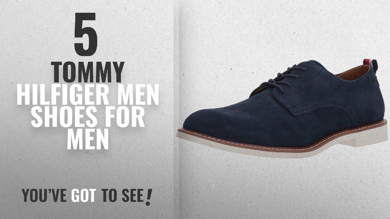 a52511e1fa7c09 Top 10 Tommy Hilfiger Men Shoes  2018