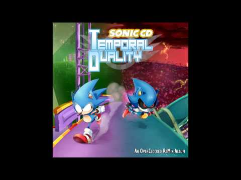Sonic Cd Temporal Duality 2 02 A World in Motion Sonic Boom DusK