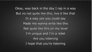 Logic - Lord Willin' (Lyrics)