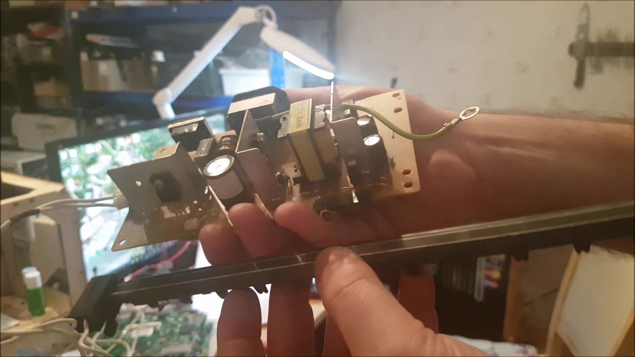 Unboxing цветного лазерного принтера Samsung CLP-365 с тестом .