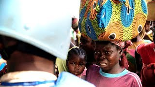 TIMELINE - the Central African Republic crises