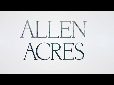 Stone Martin Builders Allen Acres video